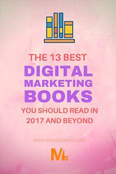 The 13 Best Digital Marketing Books You Should Read in 2017Artboard 1