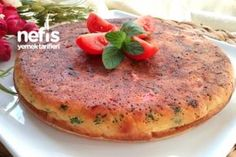 Gorgeous Omelette Pastry (in 10 Minutes) - Delicious Recipes - Kleine Welt von Mia Hawaii Cupcakes, Turkish Breakfast, Omlet, Food Tags, Cupcake Recipes, Rolls, Food And Drink, Yummy Food, Delicious Recipes