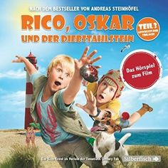 Rico, Oskar und der Diebstahlstein: Das Filmhörspiel (Audio Download): Amazon.de: Andreas Steinhöfel, div., HörbucHHamburg HHV GmbH: Bücher