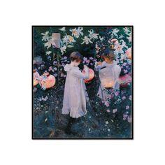 Carnation, Lily, Lily, Rose by John Singer Sargent Artblock