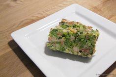 EGOSHE.dk - En madblog med South Beach opskrifter og andet godt...: Terrine med broccoli og cannellinobønner