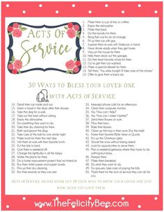 Fun And Practical Ways To Speak The Five Love Languages