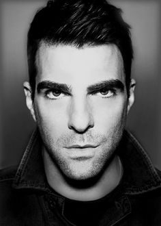 Zachary Quinto.   My nerd is showing ;) and don't mind it at all