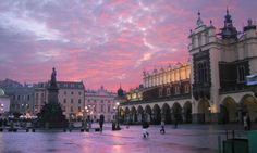 Ontdek 'het Florence van Polen' Krakau! incl. ontbijt en retourvlucht! v.a. €109,-