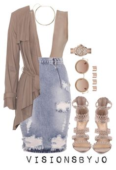 """Untitled #1411"" by visionsbyjo on Polyvore featuring One Teaspoon, The Row, Maison Margiela, women's clothing, women's fashion, women, female, woman, misses and juniors"