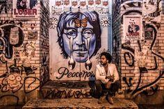 PEACE NOW ✌✌#streetart #graffiti   ❤ #JohnLennon #Liverpool #Beatles #Imagine #1971 #GrammyHallOfFameÖdülü #İnsanHaklarıÖrgütüResmiŞarkısı #Sözleri #ÜlkeYok #DinYok #MülkYok #BarışİçindeYaşa #TümDünyayıPaylaş #NakaratYokoOno #Grapefruit #İsimliKitabından ❤ #Imagine #1971 #GrammyHallOfFameAward #HumanRightsOrganizationOfficialSong #NoCountry #NoReligion #NoProperty #LiveİnPeace #ShareAllOverTheWorld #LeitmotifYokoOno #GrapefruitİsTheBook ♥♥♥ https://www.instagram.com/alicoskun.ozeren/