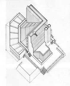 History Faculty, Cambridge - James Stirling