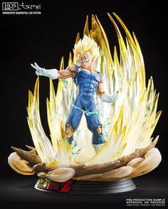 Majin Vegeta Dragonball Z Tsume Art Figuren / Statue - Hadesflamme - Merchandise - Onlineshop für alles was das (Fan) Herz begehrt!