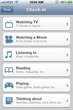 GetGlue app let's you check in and follow people watching the same shows/sporting events as you.