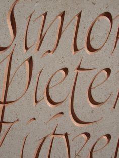 Michiel Deylius » Kalligrafie