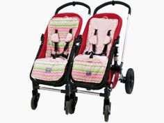 Itzy Ritzy Ritzy Liner Stroller Liner, SL8054 (Little Miss Zig Zag)  @itzyritzy #ILoveItzyRitzy