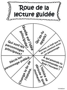 Lecture guidée (french product for guided reading) Read In French, How To Speak French, Learn French, French Teaching Resources, Teaching French, Teaching Tools, French Education, Education And Literacy, Guided Reading