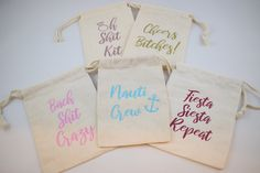 Excited to share the latest addition to my shop: Hangover Kits Matching Quotes, Hangover Kit Bags, Lemon Jello, Personalized Champagne Flutes, Plastic Champagne Flutes, Best Bridesmaid Gifts, Custom Bags, New Quotes, Drawstring Bags