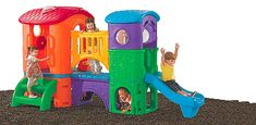 Playsafe Kids has a large range of affordable outdoor play equipment. Our products are made for fun, safety and durability. Outdoor Toys For Kids, Outdoor Fun, Toddler Outdoor Playset, Kids Climber, Kids Activity Center, Outdoor Play Equipment, Kids Slide, Playhouse Outdoor, Climbers