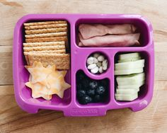 One week of school lunch ideas in a Bentgo box from Garvin & Co Eat Lunch, Lunch Meal Prep, Lunch Time, Garvin And Co, Kids Lunch For School, School Week, School Ideas, Kindergarten Lunch, Healthy Lunches For Work
