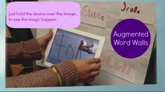 3 Ways to Add Student Voice to Anything!  Kids will LOVE these ideas... so easy and fun to do.  Parent love seeing the work, too.  Quite impressive - LOVE the Augmented Reality ideas... fabulous!