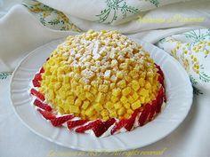 Torta Mimosa all'ananas con la ricetta di Luca Montersino uno dei dolci più buoni mai fatti e mai mangiati nella mia cucina ...da urlo!!!!
