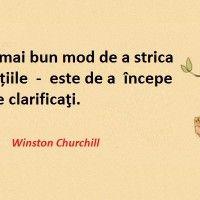 Winston Churchill, Optimism, Deep