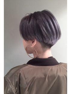 ヘアサロン エフ(HairSalon F) 【HairsalonF】刈り上げショートスタイル