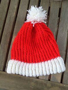 Hannahs's Hat: Santa Hat
