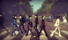 The Beatles, Abbey Road: Beginning and End