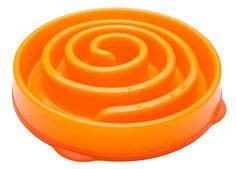 Slo-Bowl Dog Food Bowl