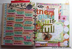 Art Journaling 101: Visual Journaling Focus | Studio Tangie
