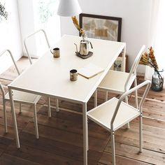 いいね!60件、コメント1件 ― sumicia interiorさん(@sumicia.interior)のInstagramアカウント: 「【NEW…」 Office Desk, Dining Table, Furniture, Instagram, Home Decor, Desk Office, Decoration Home, Desk, Room Decor