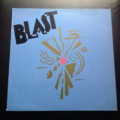 Holly Johnson - Blast LP ex Frankie Goes To Hollywood frontman.