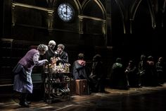 L-R Sandy McDade (Trolley Witch), Anthony Boyle (Scorpius Malfoy), Sam Clemmett (Albus Potter) and the cast of Harry Potter and the Cursed Child Harry Potter Stories, Harry Potter 2, Harry Potter Universal, Sam Clemmett, Hogwarts, Anthony Boyle, Harry Potter Cursed Child, Albus Severus Potter, Scorpius Malfoy