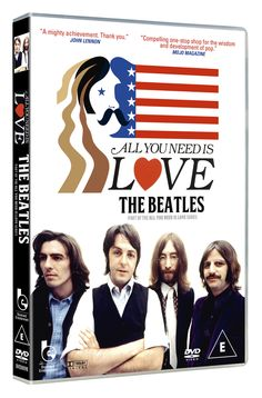 All You Need Is Love - The Beatles comes to DVD 29 July