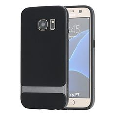 $1.79 (70% Off) on LootHoot.com - S7 Case, Galaxy S7 Case, ROCK® MOOST [Royce Series] Dual Layer Thin