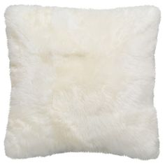 IKEA - EVALINN, Cushion cover, sheepskin white, Wool is stain-repellent, durable and provides good insulation. The zipper makes the cover easy to remove. Cushion Covers, Throw Pillow Covers, Throw Pillows, Painting Wood Paneling, Best Insulation, Ikea Us, Design Your Life, Living Room Furniture, Home Furnishings