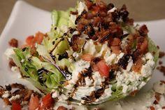 #PuleosGrille #WedgeSalad #salad #food #yummy