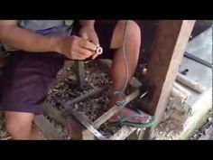 Cara kerja mesin bubut kayu murah seharga Rp600