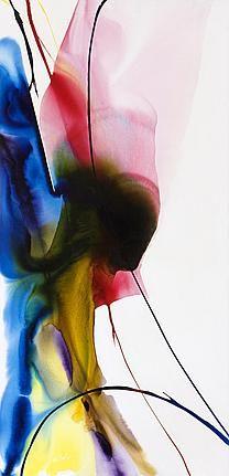 Paul Jenkins (1923) - Phenomena Dervish Teller
