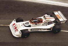 Giancarlo Martini - Martini MK22 Renault/Bozian - Scuderia Everest - XXXVII Grand Prix Automobile de Pau 1977