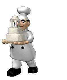 Imagenes de Pasteles de Cumpleaños