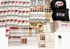 "429.4k Likes, 6,138 Comments - Kylie Cosmetics (@kyliecosmetics) on Instagram: ""It's been quite a year... and so much more to come! #oneyearanniversary"""