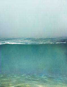The sea. @awelltraveledwoman.tumblr.com