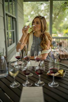 Wine Tasting at Frog's Leap in Napa