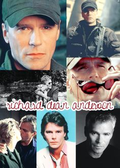 Photo of Richard Dean Anderson for fans of Richard Dean Anderson 19432363 Richard Dean Anderson, Jack O, Stargate, Videos Funny, Interview, It Cast