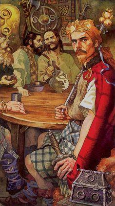 Celtic Tarot Wheel of Fortune KE-10