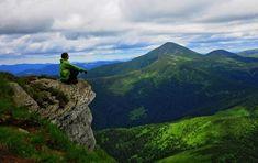 Самые красивые места Украины, которые стоит посетить - путешествия - Карпаты - пустыня - горы - замок   РБК Украина