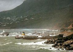 "Wreck of ""The Antipolis"" [1977]"