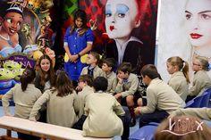 Los alumnos de 3º y 4º de #PrimariaISP han recibido la visita de dos odontopediatras y una higienista que les han realizado un divertido juego por grupos de higiene bucodental. www.colegiosisp.com