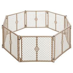 North States Superyard 6 Panel New Puppy Baby Gates