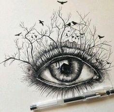 Kresba Tužkou, Kresby Tužkou, Umělecké Kresby, Techniky Kreslení, Pěkné Kresby, Malby, Skeče, Nápady Na Kreslení, Inspirující Umění