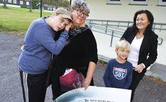 Beate mistet datteren sin men hun fortsetter å sette fokus på økt kunnskap om autisme/Asperger.