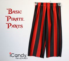 diy pirate costume | ... tutorial and pattern) Semi-Homemade Pirate Costume: DIY Pirate Boots